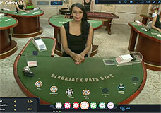 Live Blackjack Vivo Gaming