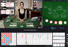 Live Baccarat Vivo Live Dealer Casinos Australia